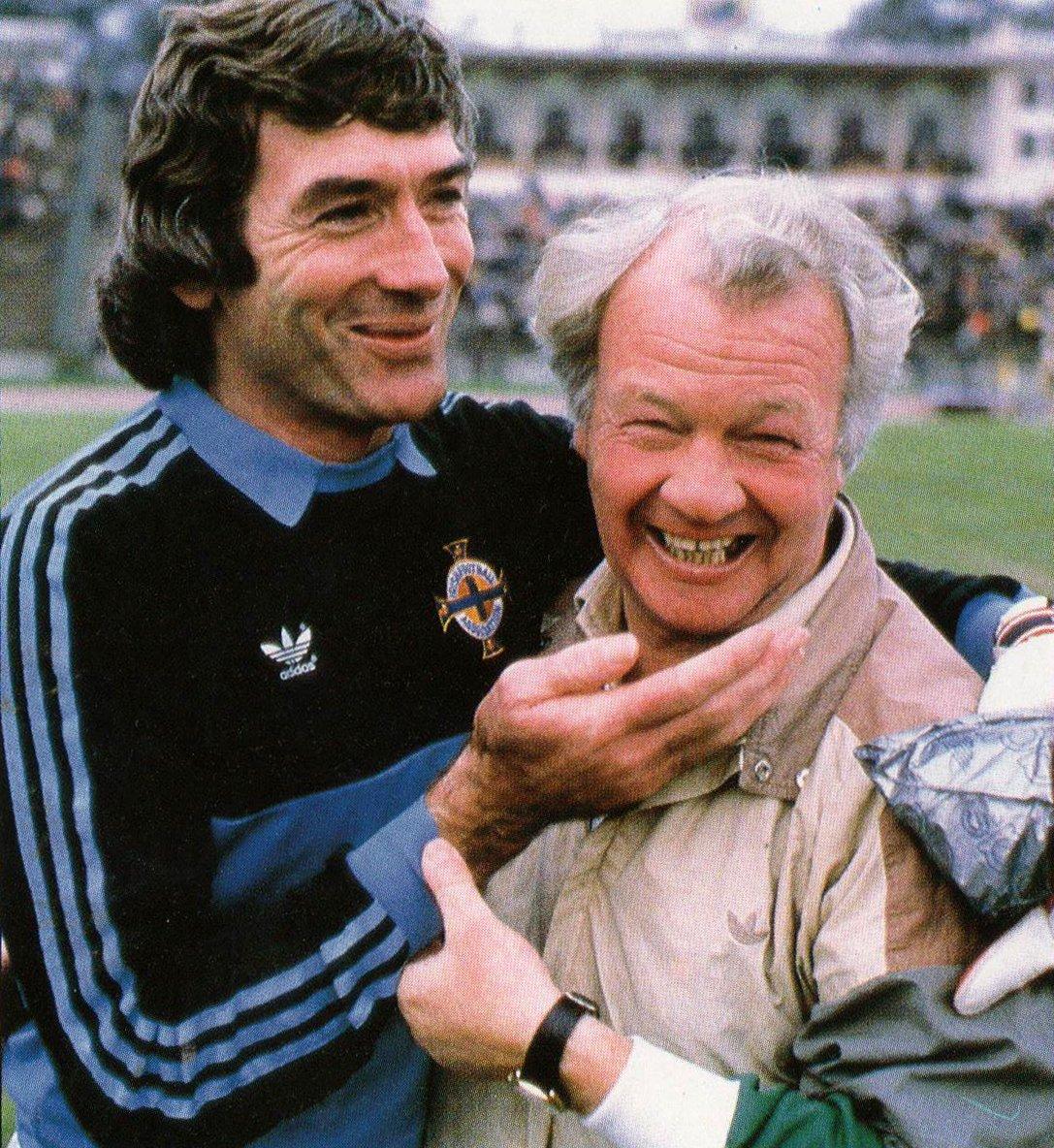 Happy Birthday Pat Jennings (73)