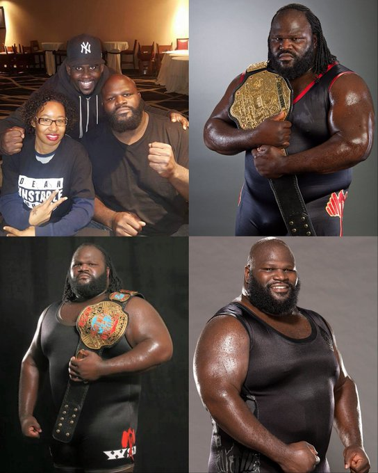 Happy Birthday To WWE Hall Of Famer The World\s Strongest Man Mark Henry