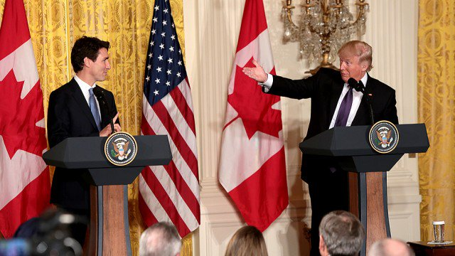 Canadian parliament votes unanimously to condemn Trump attacks on Trudeau https://t.co/FiYDHUODgc https://t.co/2xD1mHiSIn