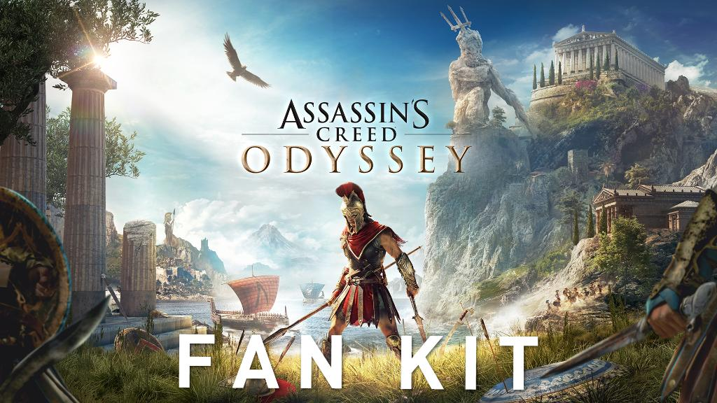 Prepare for your journey to Ancient Greece with our Assassin's Creed Odyssey Fan Kit! ⚔ https://t.co/Ko0jeWXoUW https://t.co/XlBfkSgrt8