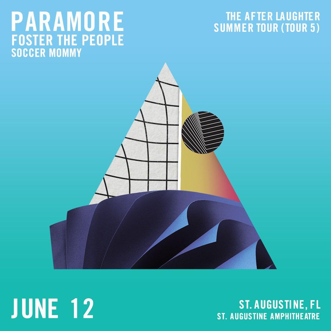 Show 1: St, Augustine, FL at St. Augustine Amphitheatre #tour5 ��️: https://t.co/rLpvB2HoDj https://t.co/qM9HW00d0M