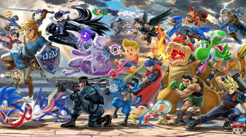 ERRYONE IN SMASH. YES. https://t.co/Agd7EA16pP