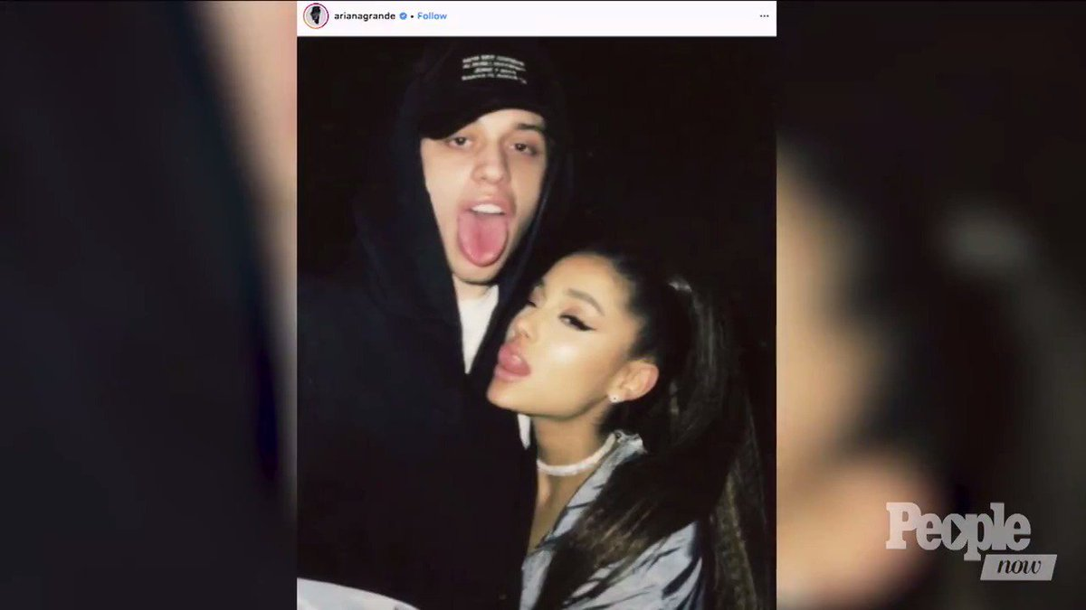 Ariana Grande and Pete Davidson Hit Disneyland After Whirlwind Engagement News