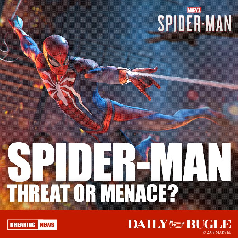 Get tomorrow's breaking news today with The Daily Bugle, always online: https://t.co/f4rtfqtxdR https://t.co/pBq60ZOxWY