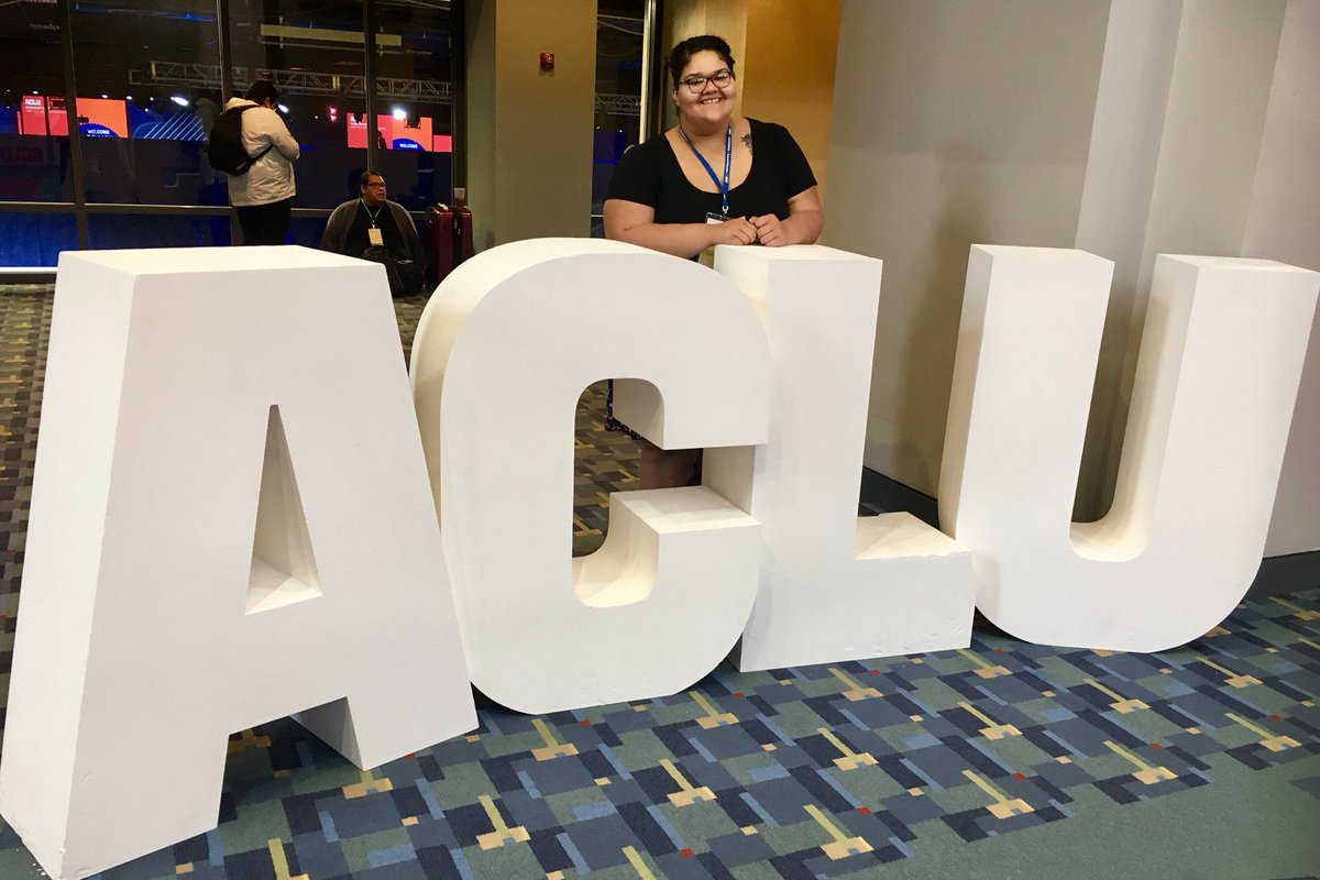 #ACLUCon18