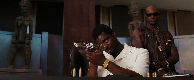 Happy Birthday to Eamonn Walker who\s now 56 years old. Do you remember this movie? 5 min to answer!