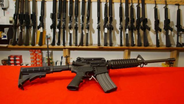 JUST IN: US's largest doctors' group backs assault weapons ban https://t.co/ADAUcO0Pjb https://t.co/ZvZFxZfgMA