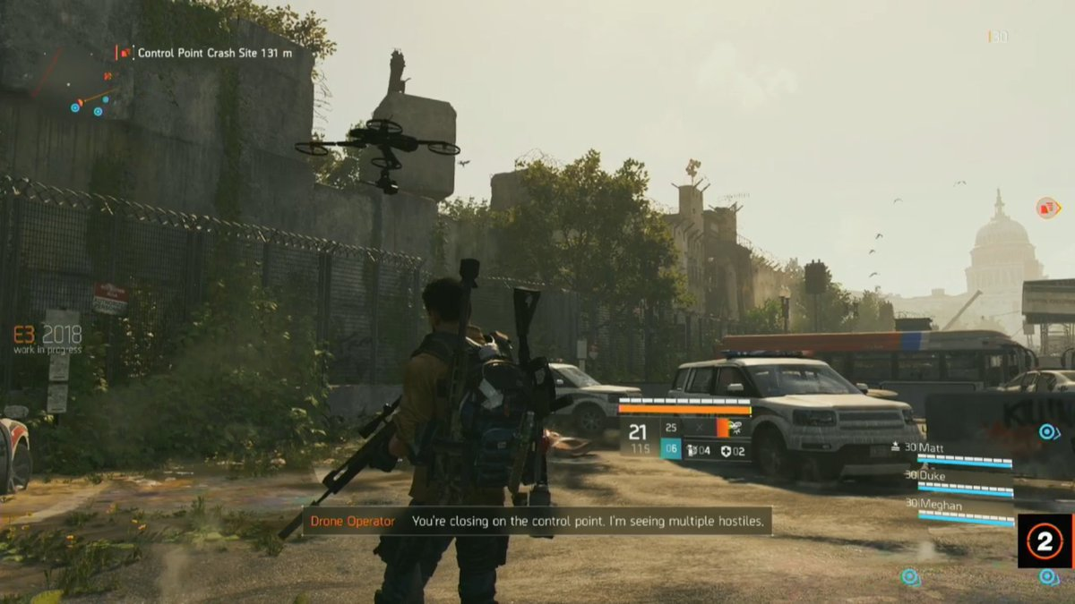 #TheDivision2
