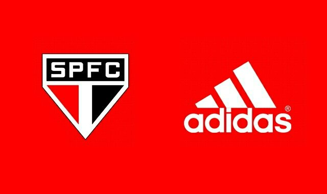Grande vitória do Tricolor! Bem vinda @adidas ao @SaoPauloFC ! #SPFC ⚽ ???????????? https://t.co/l5vSWkcRRN