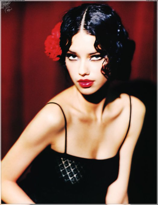 Happy 37th birthday to the gorgeous beautiful and stunning Adriana Lima