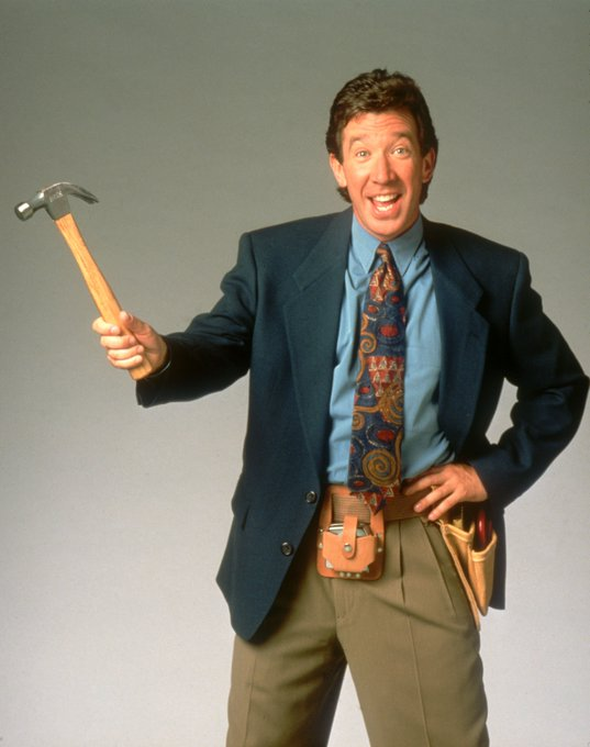 Happy Birthday to Tim Allen who turns 65 today!