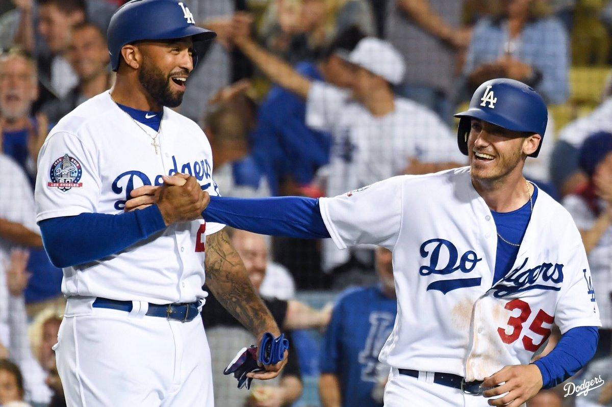 #Dodgers