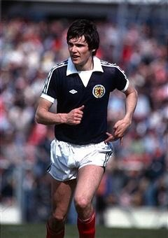 Happy Birthday To Alan Hansen 63 Today