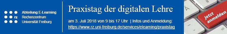 """test Twitter Media - Freue mich am 3. Juli unser Lehrprojekt """"Acht Unis lehren & lernen gemeinsam: Standortübergreifende #Ringseminare"""" beim Praxistag #digitaleLehre der @UniFreiburg vorzustellen. Anmeldung läuft @eLearningUniFR. https://t.co/U0yGJFZm9D #PowiLehre #elearning #flippedclassroom https://t.co/6lzqDdSHzP"""