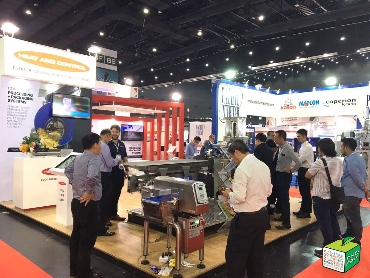 test Twitter Media - Day 1 at ProPak Asia saw huge numbers of visitors, vibrant stands and high-tech machines. What were your day 1 highlights? #propakasia #propakasia2018 https://t.co/SZwh3cp5sB
