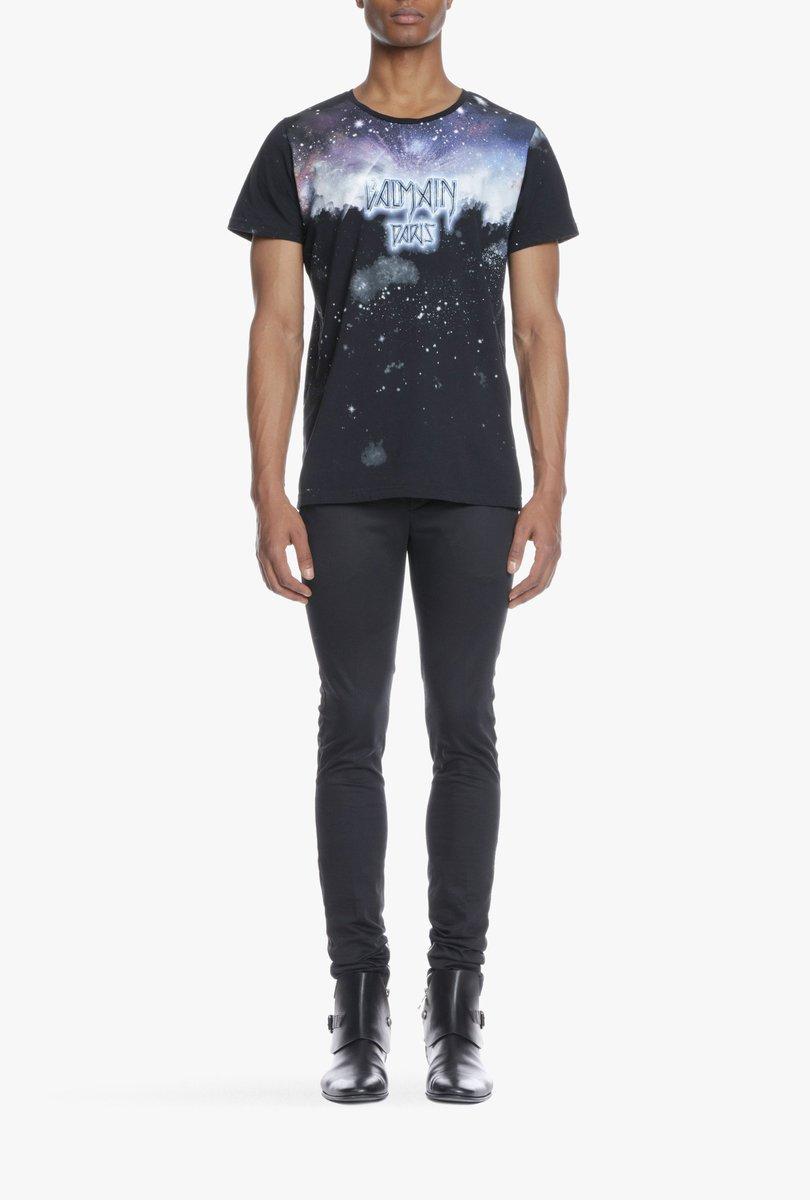 PRE-FALL UNIVERSE, See the new Men's #BALMAINPF18 Galaxy items online & in-store now: https://t.co/7AvMkF7JNJ https://t.co/rNeewXWW9S