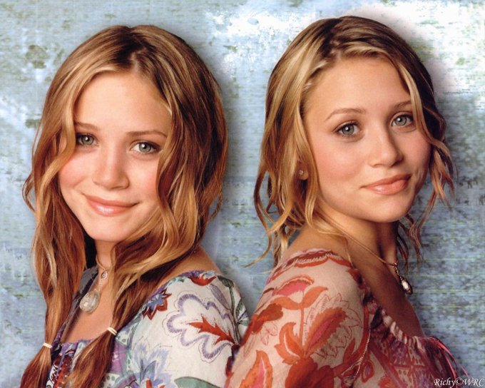 Happy Birthday-Ashley and Mary-Kate Olsen