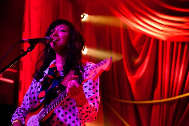 check out pics from La Luz's show at Public Arts with Gymshorts and Mons Vi https://t.co/L5fmP2Rj2D https://t.co/UR7gnjiuvP