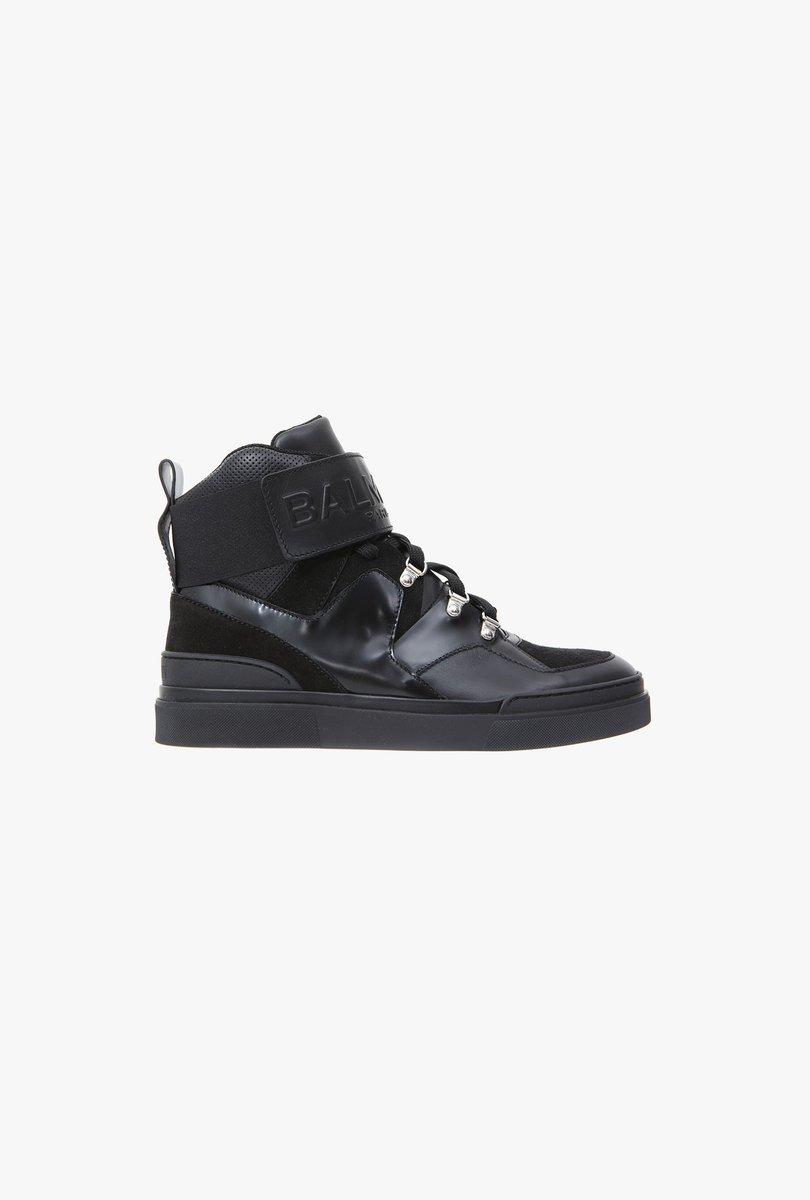 PRE-FALL SNEAKERS, Shop the new Men's #BALMAINPF18 Sneakers: https://t.co/SfY108kbCe https://t.co/XaiU0LAkL7