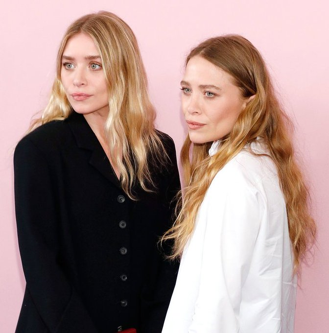 Happy 32nd birthday to Gemini queens Mary Kate and Ashley Olsen!