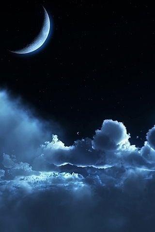 La luna. https://t.co/r71EGNUSUx