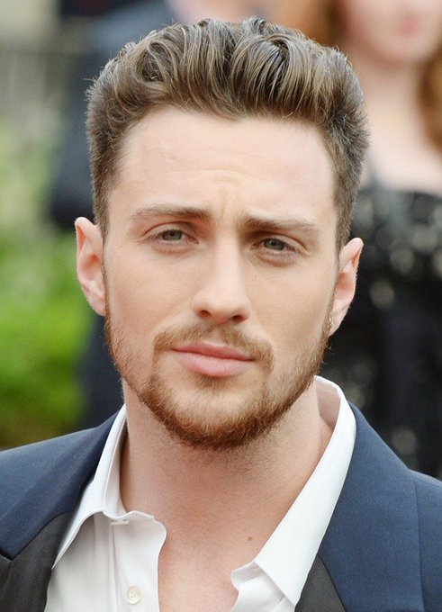 Happy birthday Aaron Taylor-Johnson & Christopher Robert Evans