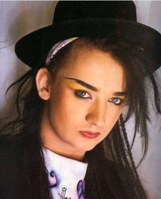 *\\(^o^)/*  Happy Birthday   Boy George
