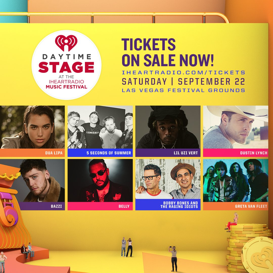 #iheartdaystage