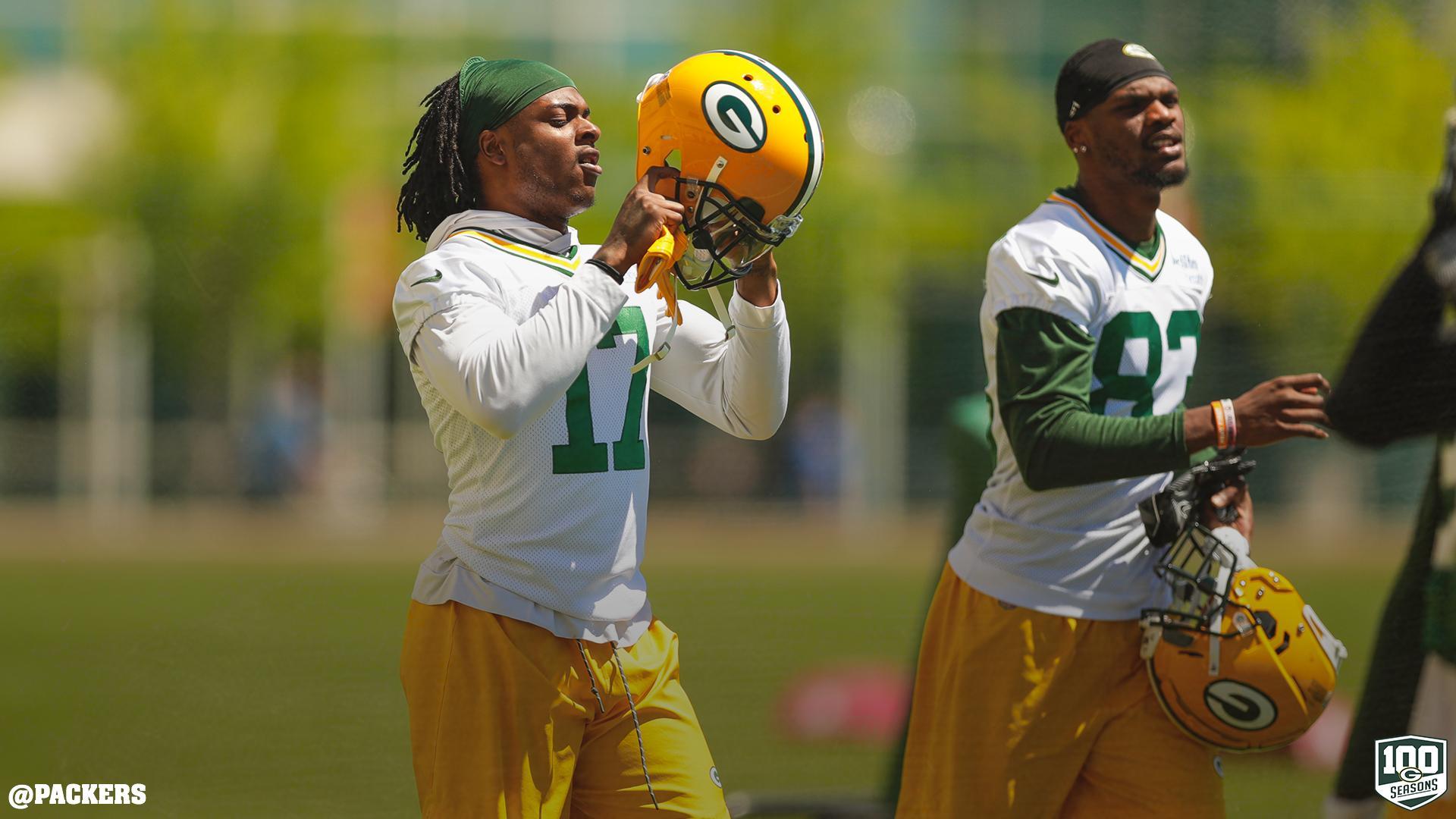 #Packers hit the field for Day 2 of minicamp  ��: https://t.co/AgY3qA7O4n   #GoPackGo https://t.co/3o4ABrIoAr