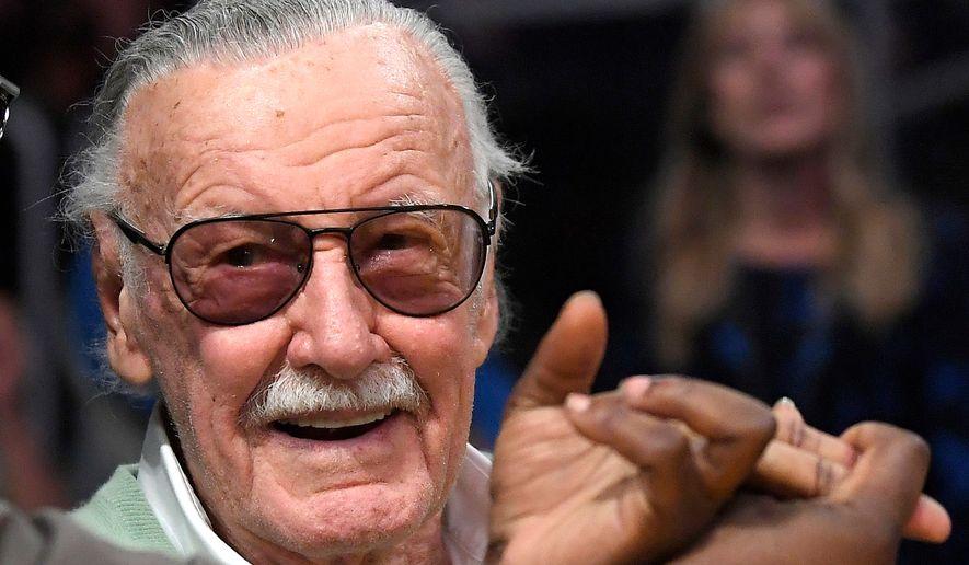 BREAKING: Police investigate elder abuse of Marvel Comics' Stan Lee https://t.co/eY5B2vBvR3 https://t.co/tDIo4ckdBb