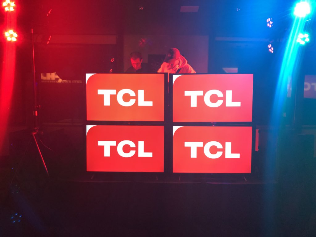 #TCLGameTime
