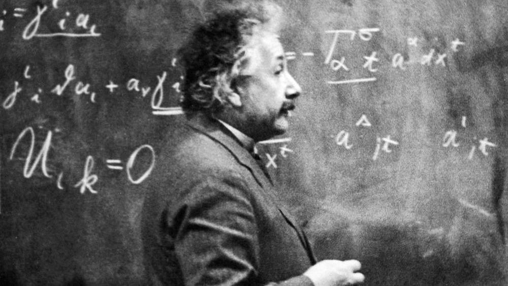 Einstein's travel journal reveals xenophobia