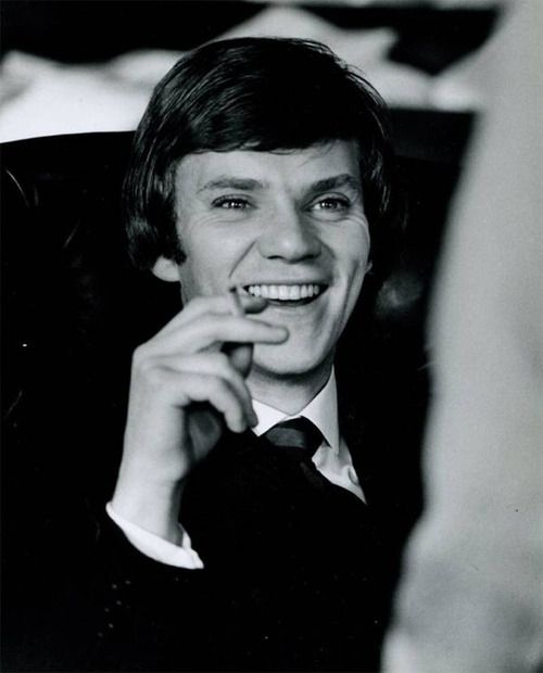 Happy birthday actor Malcolm McDowell, born June 13, 1943