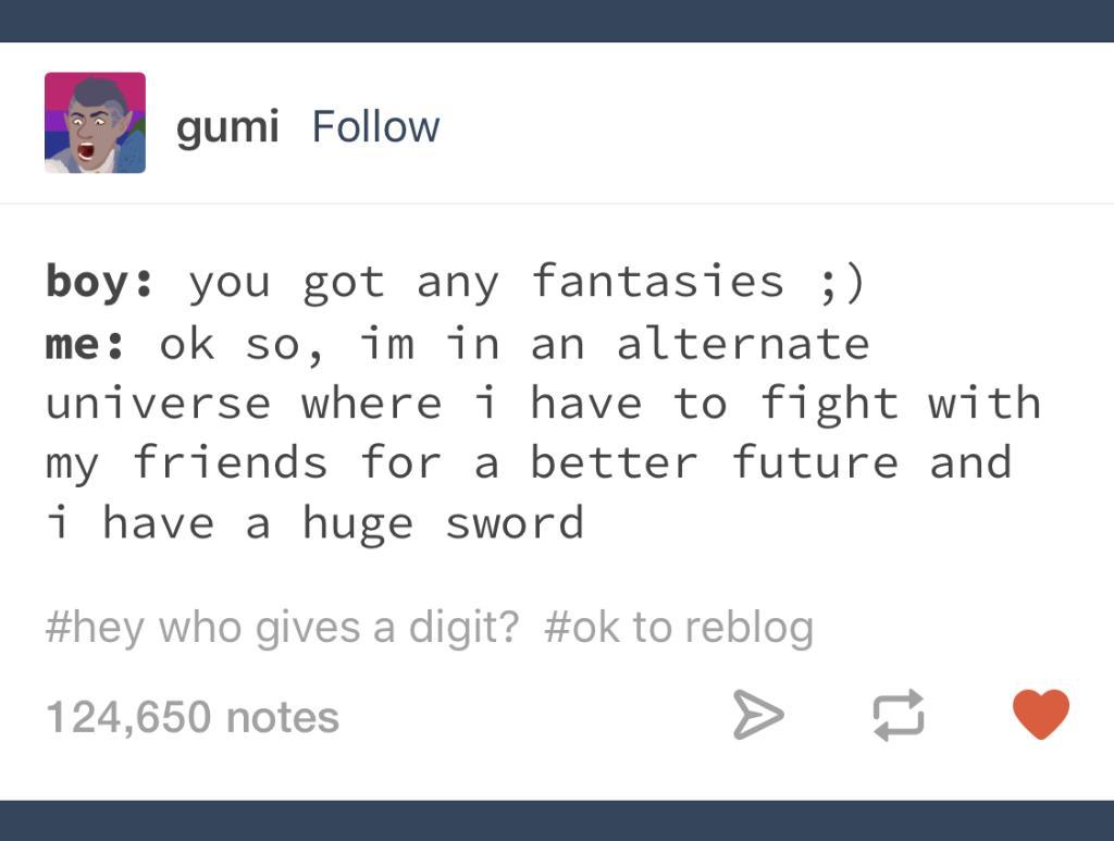 Give us swords! https://t.co/LpSnZpCdnA https://t.co/BjjVoQSPMD