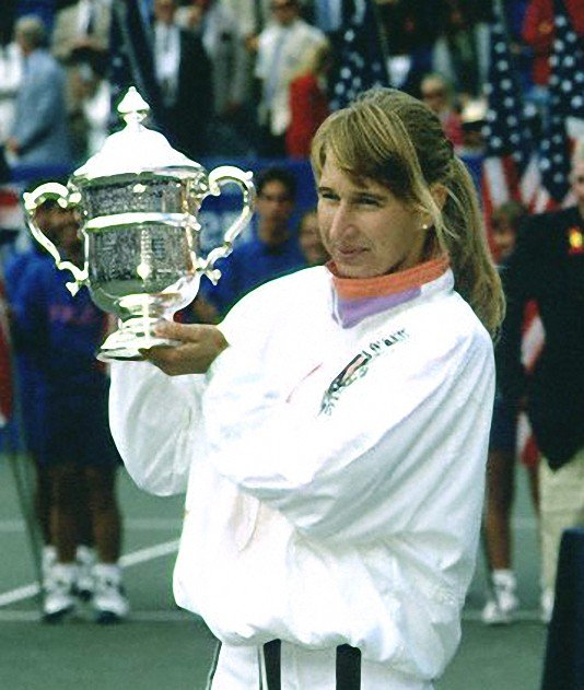 HAPPY BIRTHDAY the Queen of tennis and legend also....Steffi graf