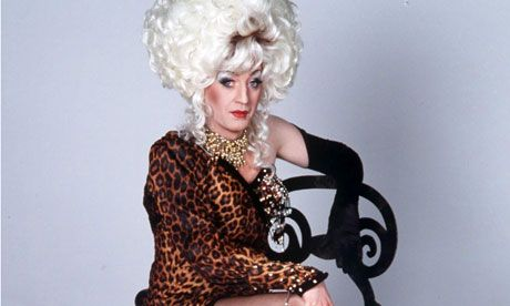Happy birthday to the fabulous Paul O\Grady, aka Lily Savage - whose costumes were always fierce!