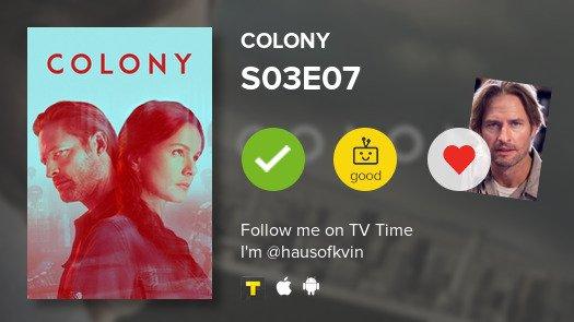 #Colony