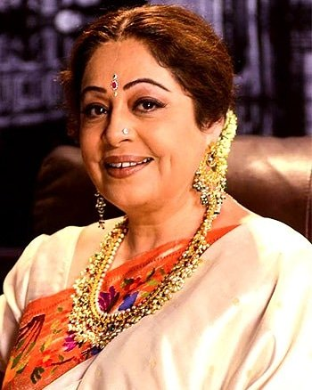 Here\s wishing the versatile actress-Kirron Kher, a very happy birthday!