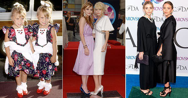 Mary-Kate and Ashley Olsen\s 32 Greatest Fashion Moments in Honor of Their 32nd Birthday