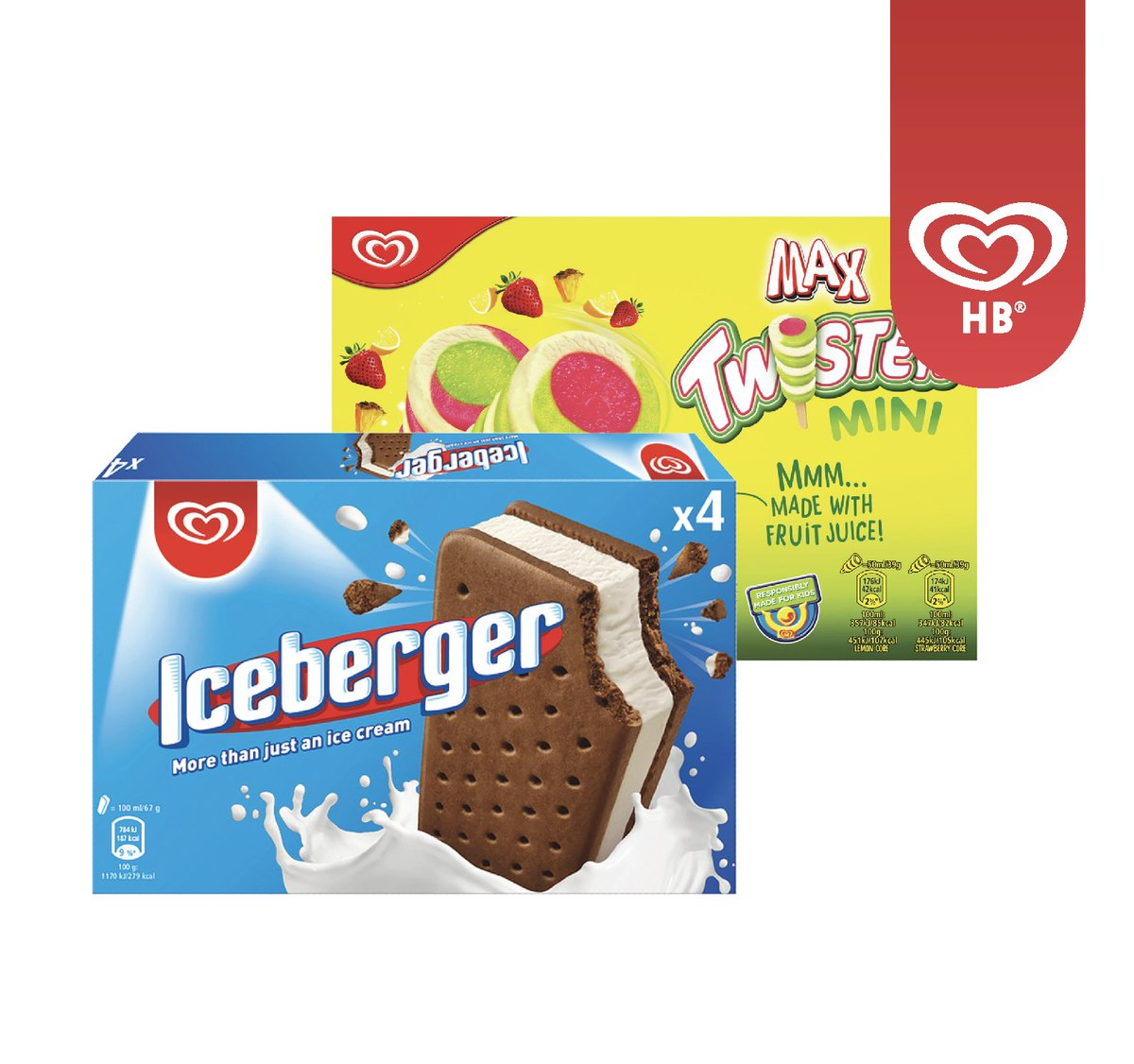 2 for €5 HB MAGNUM DOUBLES/TWISTER MINI/CALIPPO/ICEBERGER/CHOC ICE/MINIONS 3 - 8 PACK https://t.co/XiGBNp3uCY