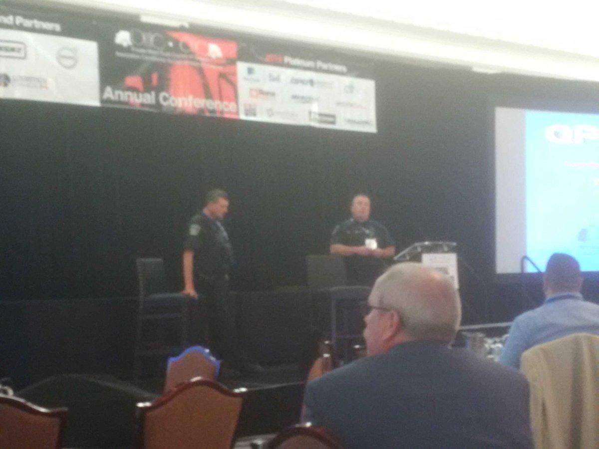 RT @privatefleets: Seminar 2 underway, OPCVC presenting on CMV safety https://t.co/ktxEEikpro