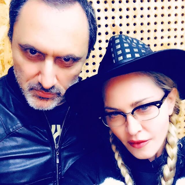 Session # 3 finished with Disco God ????????Mirwais ???????????? #music #method #magic #mothership https://t.co/OKihUlvHkt