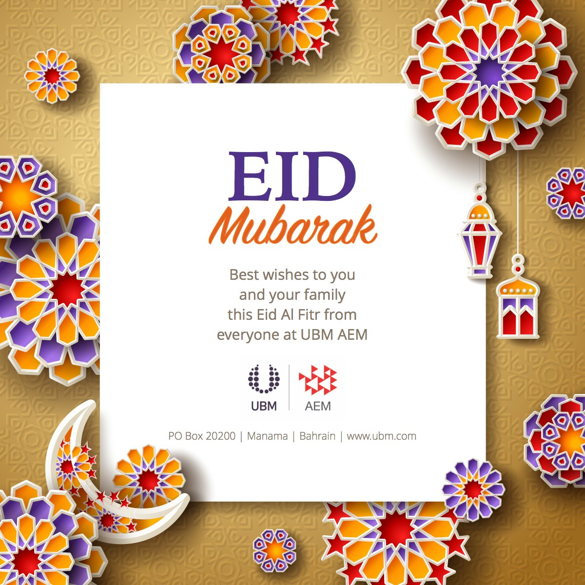 test Twitter Media - On this auspicious occasion, we wish you and your loved ones happy Eid~~~ https://t.co/iIejlJWO4Z