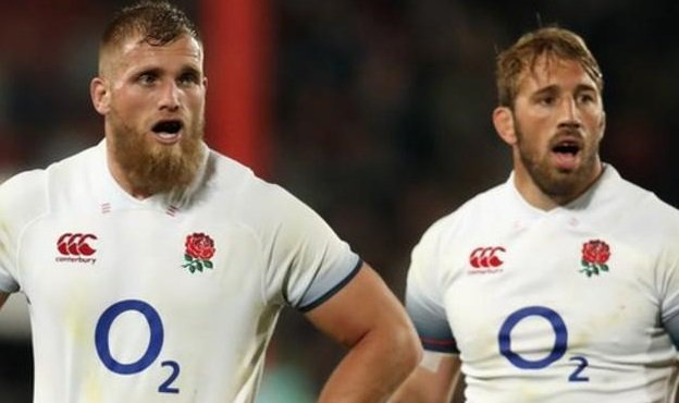 test Twitter Media - Robshaw ➡️ Shields ⬅️ Brad Shields will make his first England start in Saturday's second Test in South Africa, with Chris Robshaw dropped. More: https://t.co/AruaNutbnO https://t.co/JE4BGRWTmY