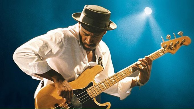 Happy Bday to Marcus Miller!