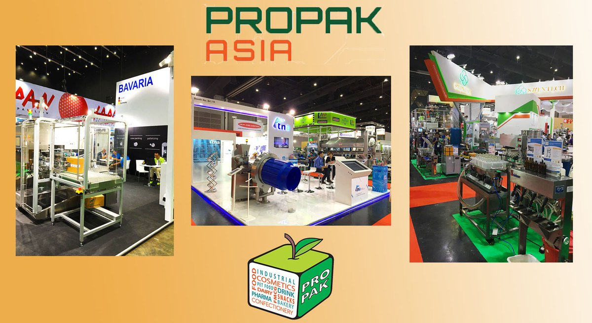 test Twitter Media - We are half way through ProPak Asia already - what have your highlights been so far? @ your favourite exhibitors! #propak #propakasia #propakasia2018 https://t.co/dBecavEDl2