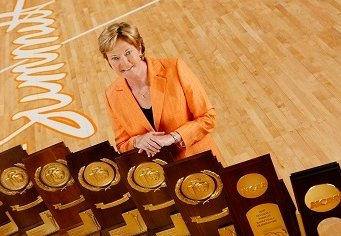 Happy birthday to the late Pat Summitt. She was and is a true Tennessee legend.