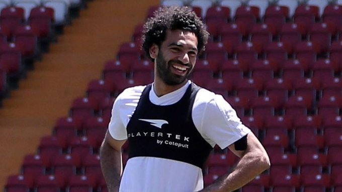 Mohamed Salah will score today against Uruguay. Happy birthday to MoSalah !!