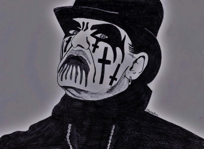 My ArtWorks Happy Birthday King Diamond
