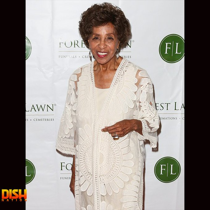 "Happy 87th birthday to \""The Jeffersons\"" & \""227\"" star Marla Gibbs."
